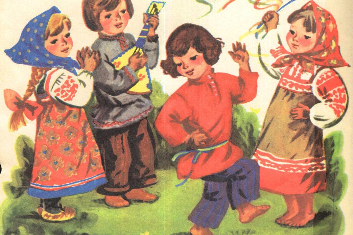 Сценические (детские) ансамбли