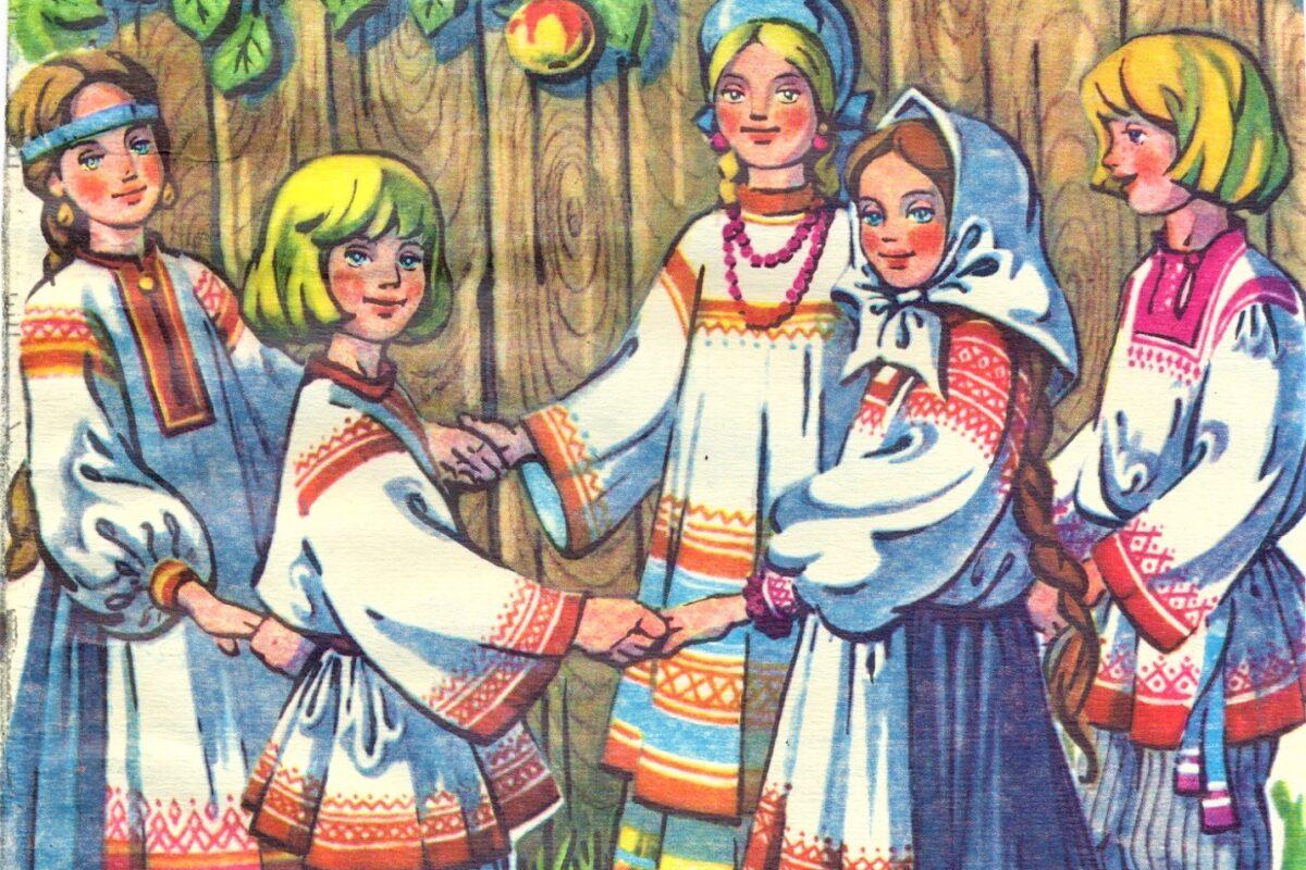 Фольклорные (детские) ансамбли