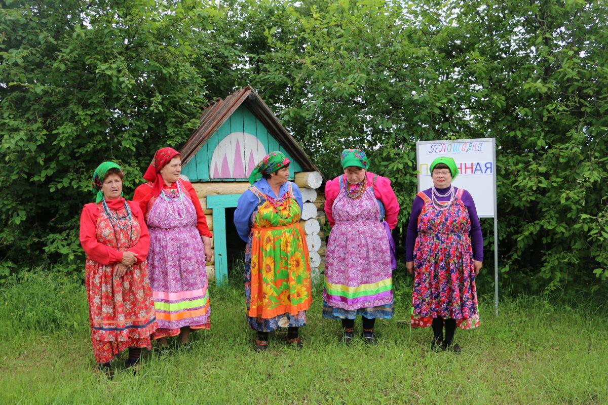 Фольклорная группа «Берегиня», с. Энгорок, Хилокский район, Забайкальский край