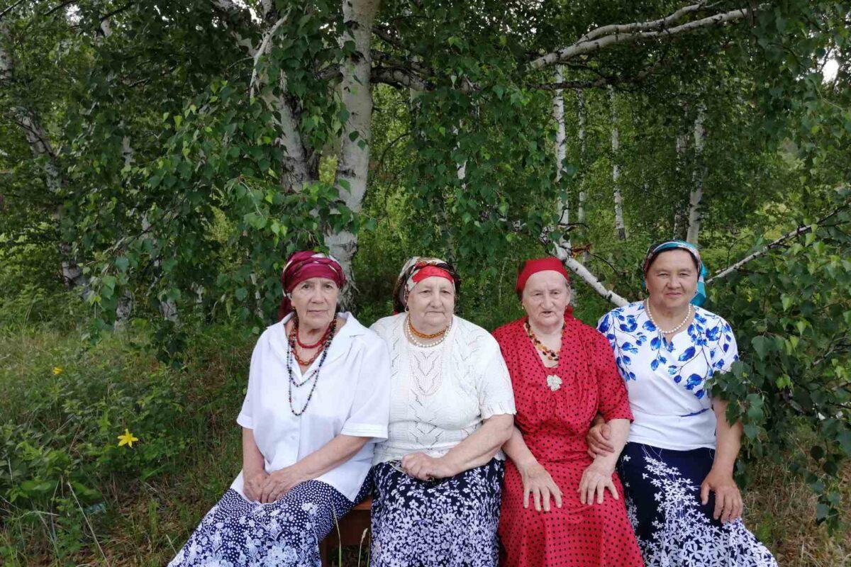 Фольклорный ансамбль с. Елизаветино, Читинский район, Забайкальский край