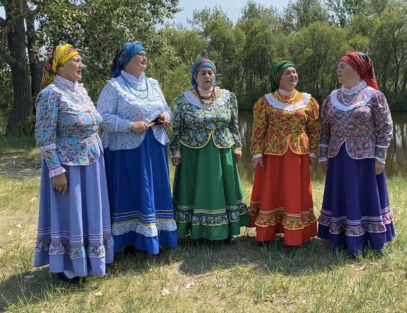 Народная вокальная группа «Селяночка», с. Верх-Чита, Читинский район, Забайкальский край
