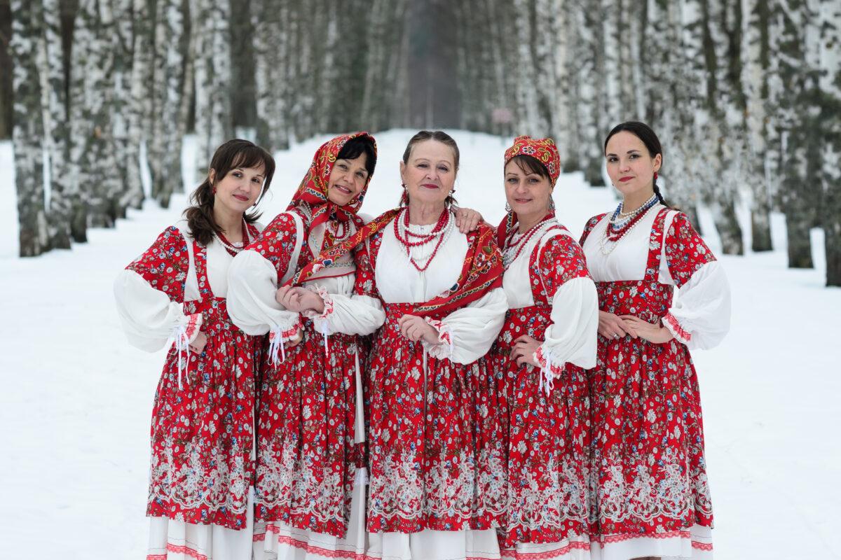 Вокальный ансамбль «Гармония», Воскресенский район, Нижегородская область