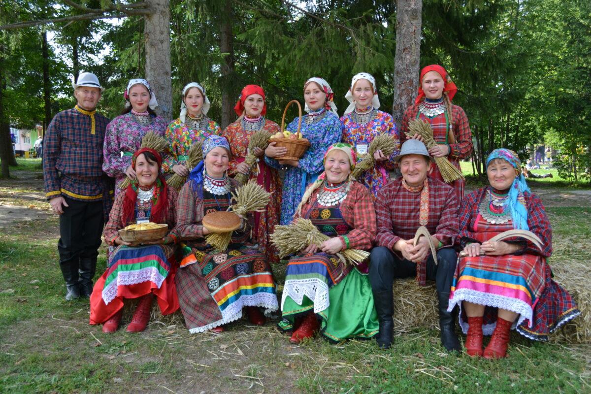 Удмуртский народный фольклорный ансамбль «Инвожо», Кукморский район, Республика Татарстан