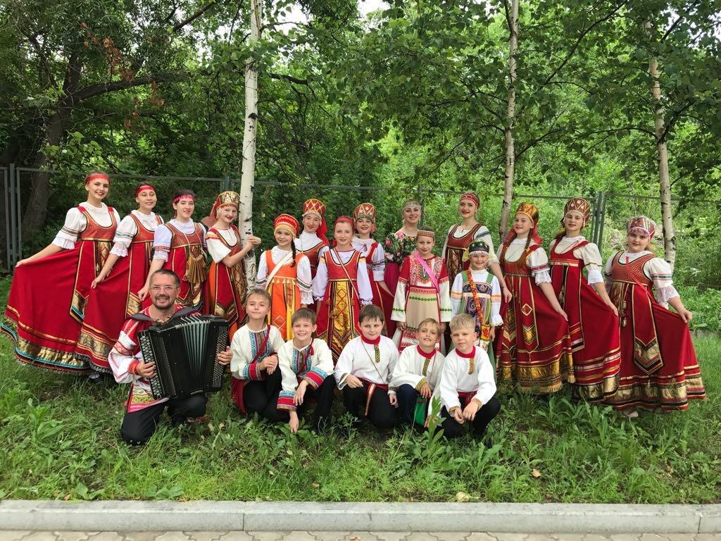 Заслуженный коллектив народного творчества образцовый хор народной песни «Млада», г. Хабаровск