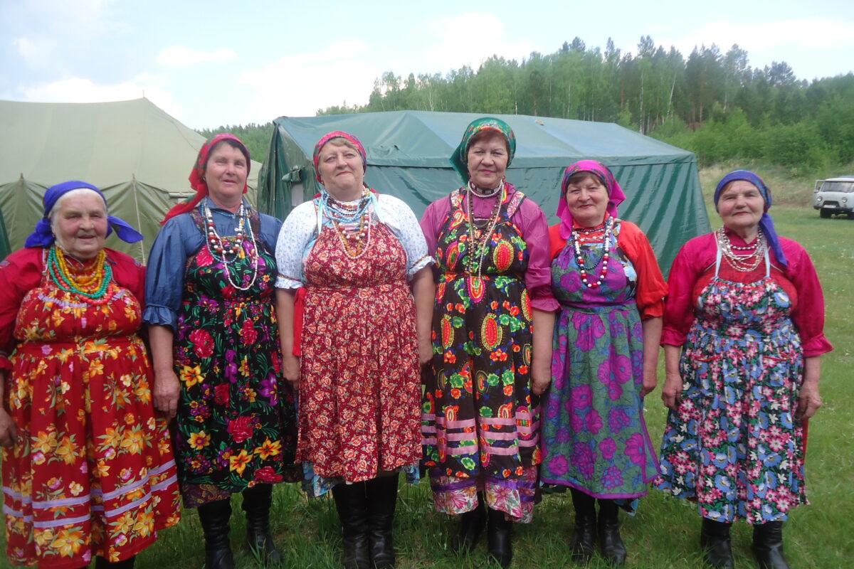 Фольклорная группа «Саранка», с. Альбитуй, Красночикойский район, Забайкальский край