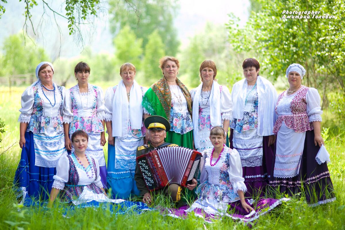 Фольклорная группа «Любо», с. Жиндо, Красночикойский район, Забайкальский край