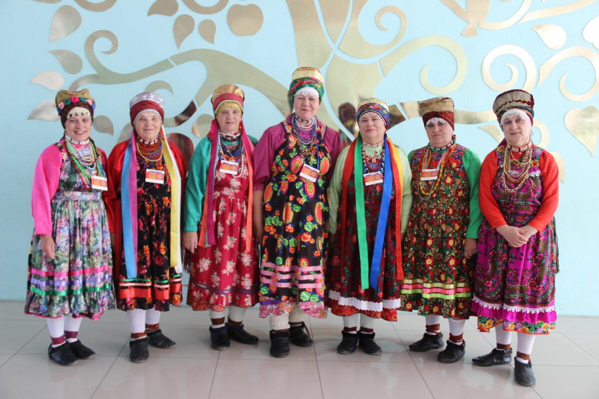 Фольклорная группа «Берегиня», с. Красный Чикой, Красночикойский район, Забайкальский край