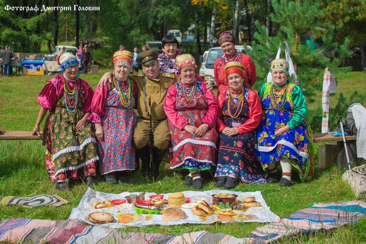Фольклорный народный коллектив «Музейная мозаика», с. Красный Чикой, Красночикойский район, Забайкальский край