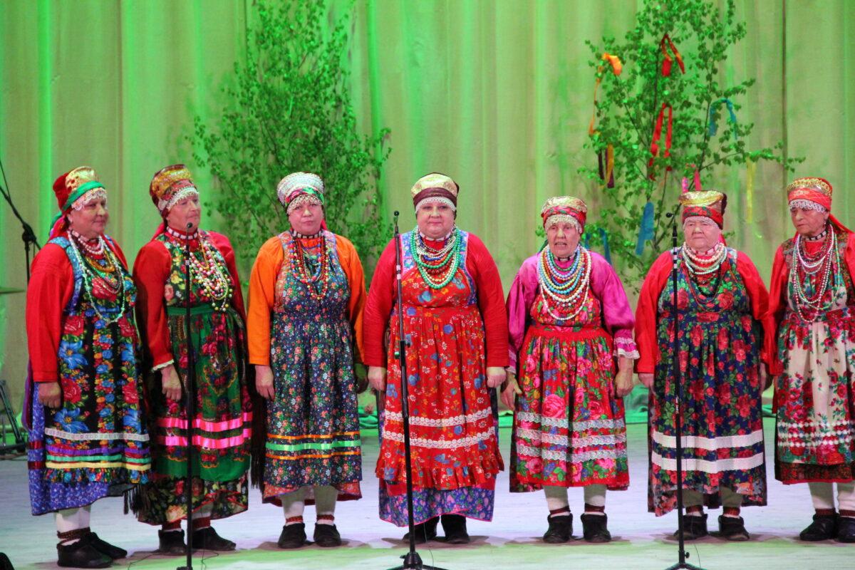 Фольклорная группа «Рябинушка», с. Красный Чикой, Красночикойский район, Забайкальский край