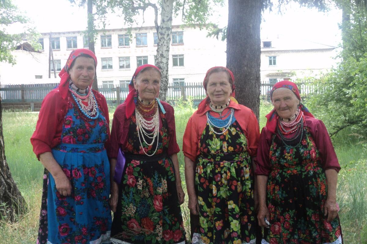 Фольклорная группа «Иргульки», с. Малоархангельск, Красночикойский район, Забайкальский край