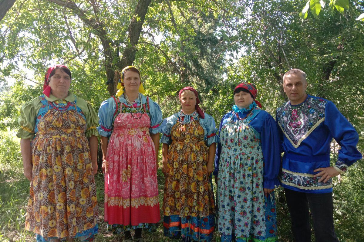 Фольклорная группа «Светёлка», с. Урлук, Красночикойский район, Забайкальский край